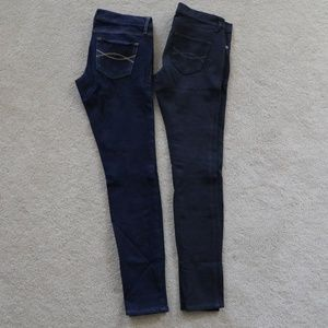 Abercrombie & Fitch Perfect Stretch Skinny Pants